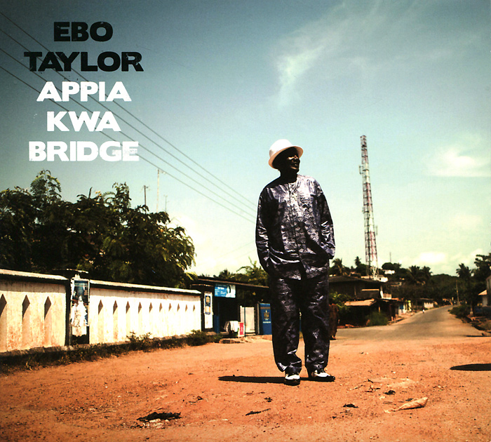 Эбо Тэйлор Ebo Taylor. Appia Kwa Bridge сесил тэйлор cecil taylor unit structures lp