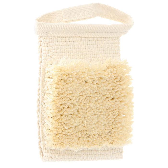 Мочалка-варежка Riffi массажная. 111111Массажная мочалка-варежка Riffi используется для мытья тела, обладает активным антицеллюлитным эффектом, отлично действует как пилинговое средство, тонизируя, массируя и эффективно очищая вашу кожу. Сизалевая щетина увеличивает глубину антицеллюлитного и тонизирующего действия массажа на кожу, подкожный слой и мышцы. Мочалку можно использовать для сухого и влажного массажа. Благодаря отшелушивающему эффекту варежки, кожа освобождается от отмерших клеток, становится гладкой, упругой и свежей. Массаж тела с применением Riffi стимулирует кровообращение, активирует кровоснабжение, способствует обмену веществ, что в свою очередь позволяет себя чувствовать бодрым и отдохнувшим после принятия душа или ванны. Riffi регенерирует кожу, делает ее приятно нежной, мягкой и лучше готовой к принятию косметических средств. Приносит приятное расслабление всему организму. Борется со спазмами и болями в мышцах, предупреждает образование целлюлита и обеспечивает омолаживающий эффект. Натуральные и биологически чистые материалы предохраняют от раздражений даже самую нежную и чувствительную кожу во время массажа. Характеристики:Материал варежки: 100% хлопок. Материал щетины: 100% сизаль. Размер мочалки: 9 см х 14,5 см. Размер щетинистой поверхности: 8,5 см x 8,5 см. Высота щетины: 2 см. Размер упаковки: 12,5 см x 11,5 см x 3 см. Производитель: Германия. Артикул:111. Товар сертифицирован.