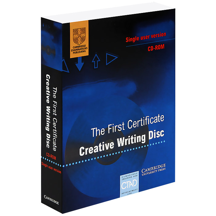 The First Certificate Creative Writing Disk (аудиокурс CD-ROM)