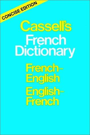 Cassell's French–English, English–French Dictionary