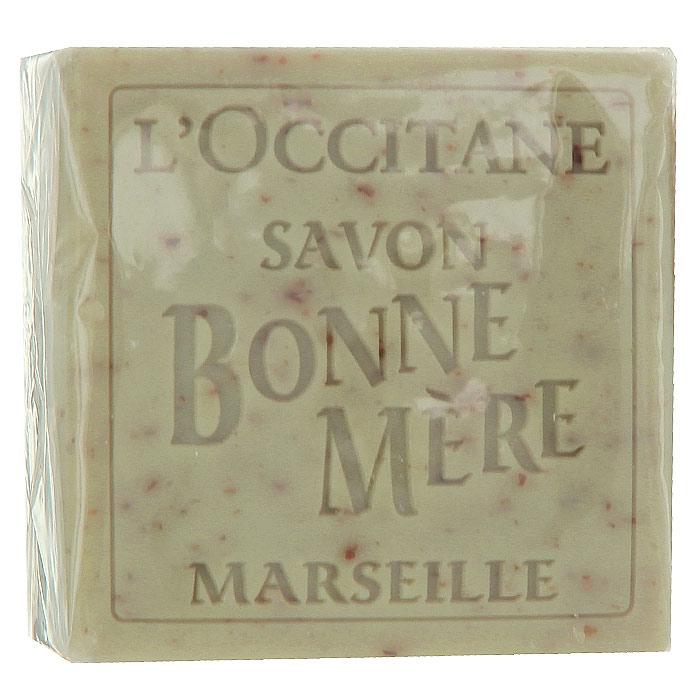 Мыло LOccitane Bonne Mere. Вербена, 100 г244760Туалетное мыло LOccitane Вербена изготовлено на натуральной растительной основе с соблюдением древнейших марсельских традиций. Мыло, обогащенное органическим экстрактом вербены из Прванса, бережно очищает и смягчает кожу, не пересушивая ее. Характеристики:Вес: 100 г. Артикул: 244760. Производитель: Франция. Товар сертифицирован. Loccitane (Локситан) - натуральная косметика с юга Франции, основатель которой Оливье Боссан.Название Loccitane происходит от названия старинной провинции - Окситании. Это также подчеркивает идею кампании - сочетании традиций и компонентов из Средиземноморья в средствах по уходу за кожей и для дома.LOccitane использует для производства косметических средств натуральные продукты: лаванду, оливки, тростниковый сахар, мед, миндаль, экстракты винограда и белого чая, эфирные масла розы, апельсина, морская соль также идет в дело. Специалисты компании с особой тщательностью отбирают сырье. Учитывается множество факторов, от места и условий выращивания сырья до времени и технологии сборки.