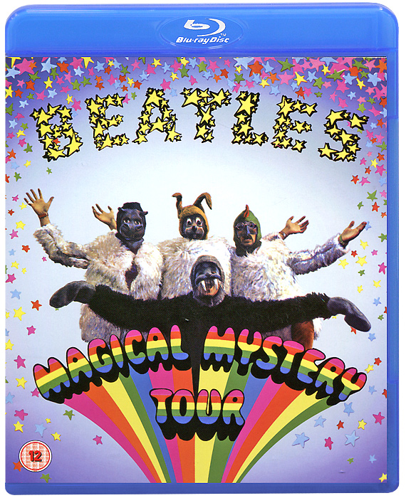 The Beatles: Magical Mystery Tour (Blu-ray) the magical twins