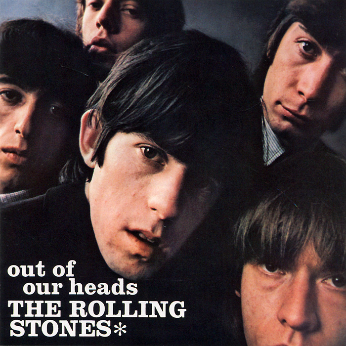 The Rolling Stones The Rolling Stones. Out Of Our Heads out of our minds