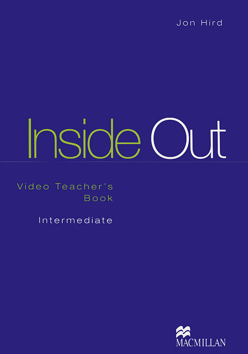 Inside Out: Intermediate: Teacher's Book холодильник don r 544 ng