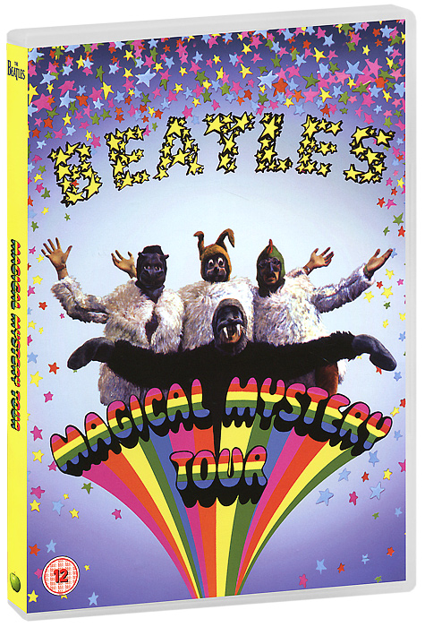 The Beatles: Magical Mystery Tour the magical twins