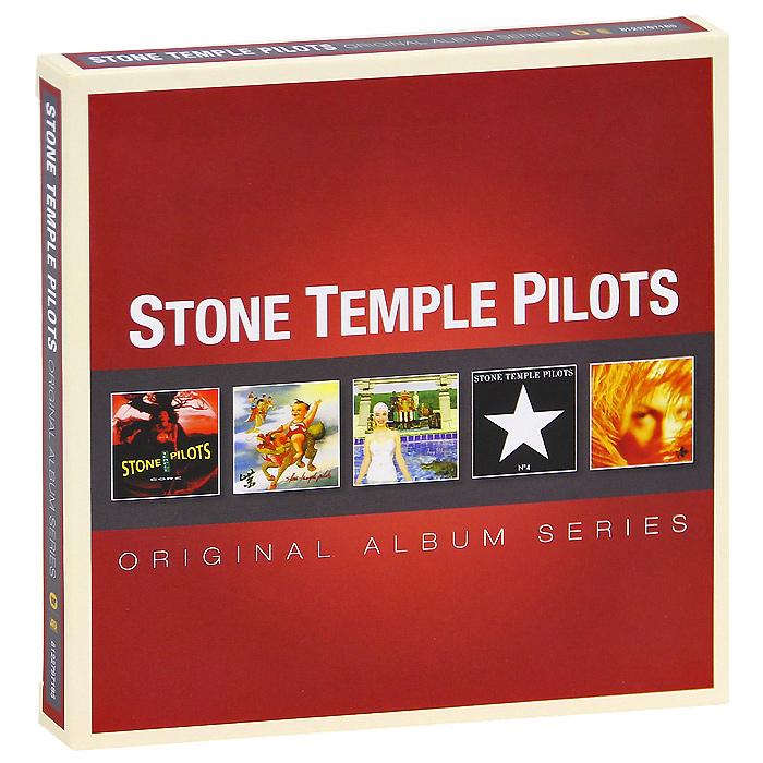 Stone Temple Pilots. Original Album Series (5 CD)