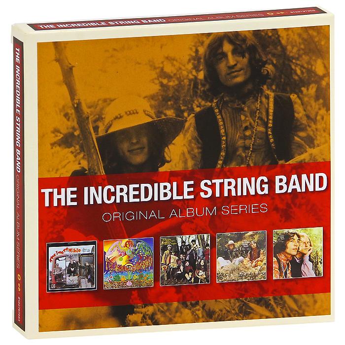 The Incredible String Band Incredible String Band. Original Album Series (5 CD) incredible englishlish 5 cl cd 3