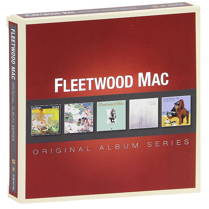 Fleetwood Mac Fleetwood Mac. Original Album Series (5 CD) fleetwood mac fleetwood mac kiln house