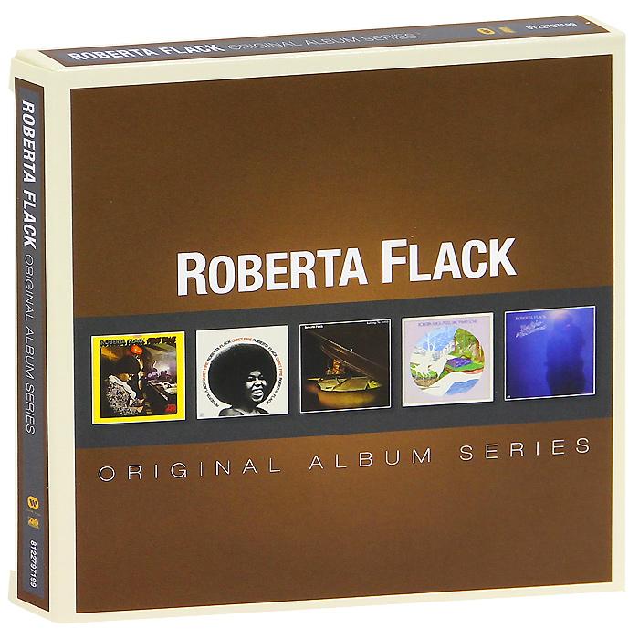 Роберта Флэк Roberta Flack. Original Album Series (5 CD) cd nickelback original album series