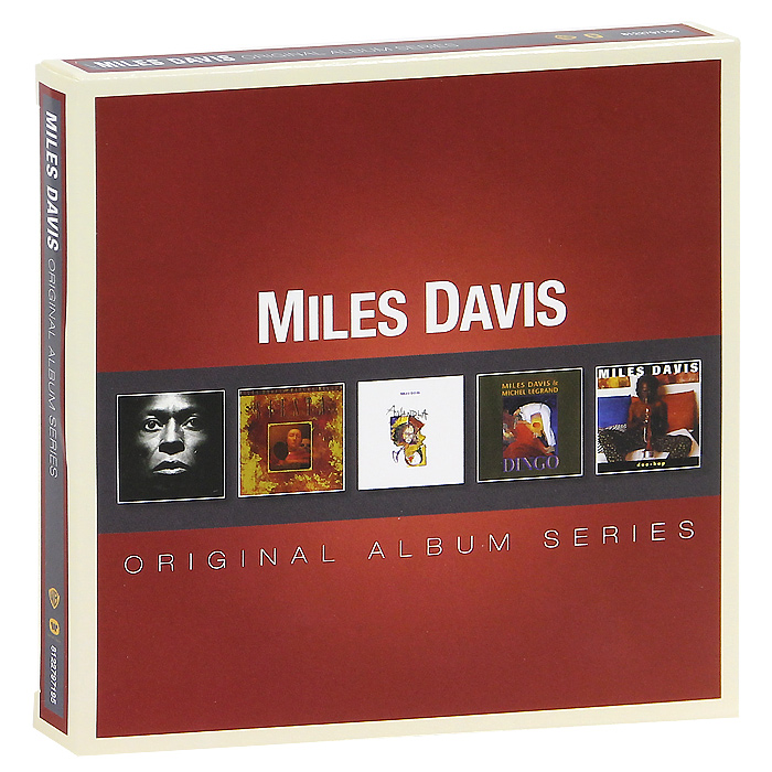 Майлз Дэвис Miles Davis. Original Album Series (5 CD)