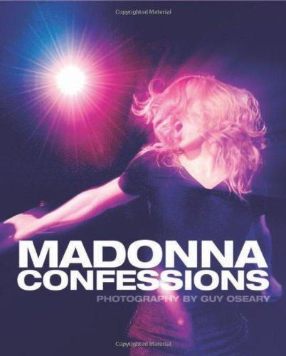 Madonna Confessions the confessions tour cd