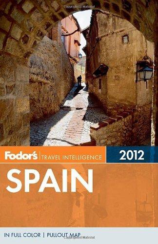Fodor's Spain 2012 fodor s canada