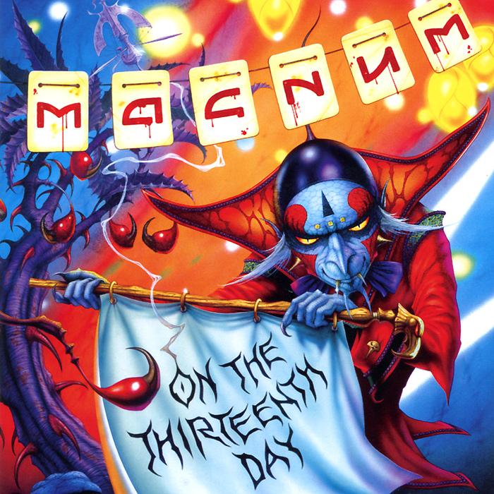 Magnum Magnum. On The 13th Day magnum gb6130