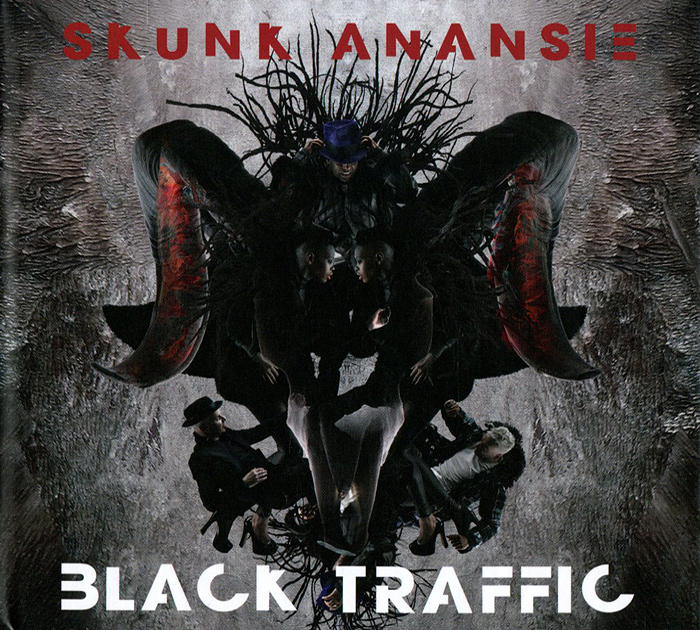Skunk Anansie Skunk Anansie. Black Traffic (CD + DVD)