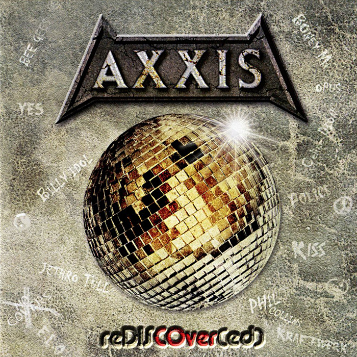 Axxis. Rediscovered