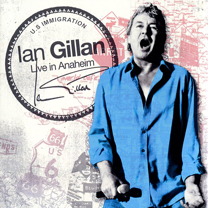 Иэн Гиллан Ian Gillan. Live In Anaheim / Gillan's Inn (2 CD) иэн гиллан ian gillan one eye to morocco limited edition