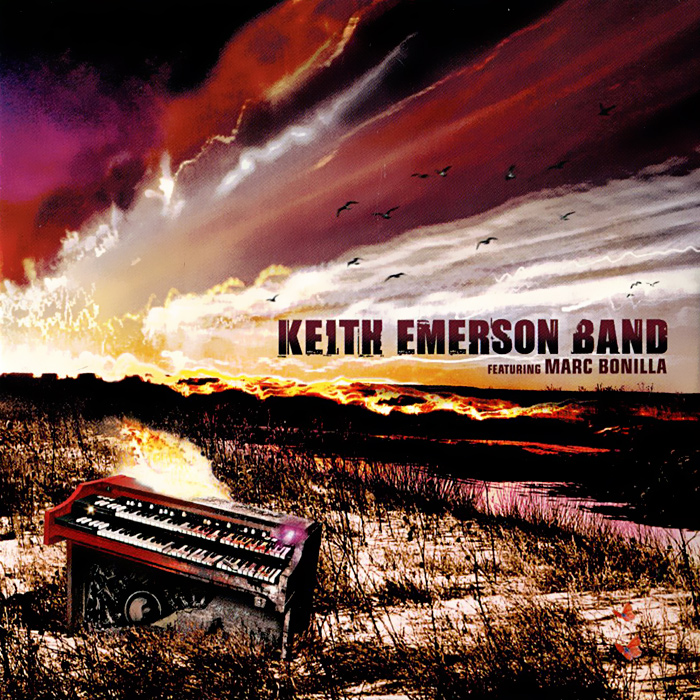 Keith Emerson Band,Марк Бонилья Keith Emerson Band Featuring Marc Bonilla. Keith Emerson Band / Moscow (2 CD) keith urban sydney