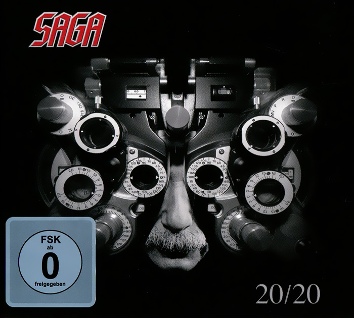 Saga Saga. 20/20 (CD + DVD) 9 inch car headrest mount dvd player digital multimedia player hdmi 800 x 480 lcd screen audio video usb speaker remote control