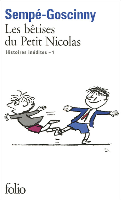 Les Betises Du Petit Nicolas le petit nicolas