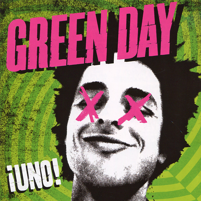 Green Day Green Day. Uno! (LP) green day green day on the radio 2 lp