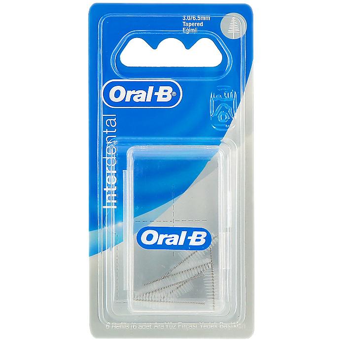 Сменный ершик Oral-B Interdental для межзубной щетки, конический, 6 штIDR-75034154Ершик Oral-B Interdental обеспечивает эффективную очистку вокруг мостов, брекетов и широких межзубных промежутков, помогая содержать ваши зубы и конструкции в чистоте и здоровье. Конические ершики предназначены для более широких пространств между зубами и различными конструкциями Характеристики:Размер ершика: 3,0/6,5 мм. Размер контейнера: 5,5 см х 3,5 см х 1 см.Количество ершиков: 6 шт. Производитель: Россия. Товар сертифицирован.