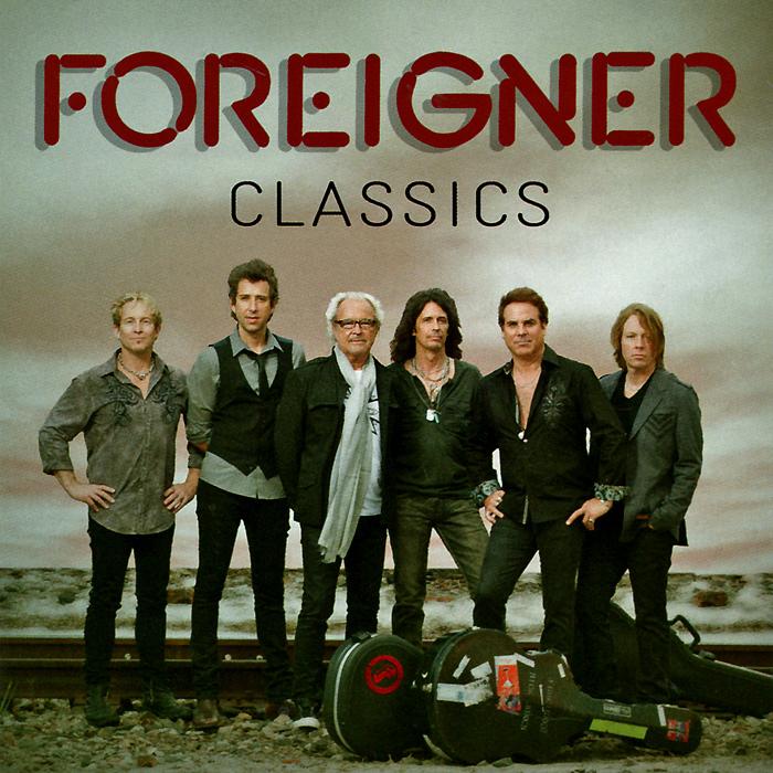 Foreigner Foreigner. Classics foreigner canberra