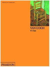 Van Gogh (Phaidon Colour Library) настенные часы vincent van gogh fd8635
