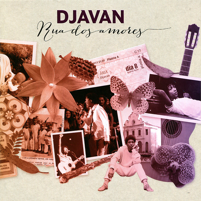 Djavan.  Rua Dos Amores Emarcy Records (Universal Music Division Jazz),ООО