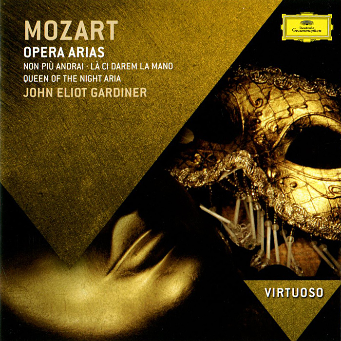 Mozart. John Eliot Gardiner. Opera Arias