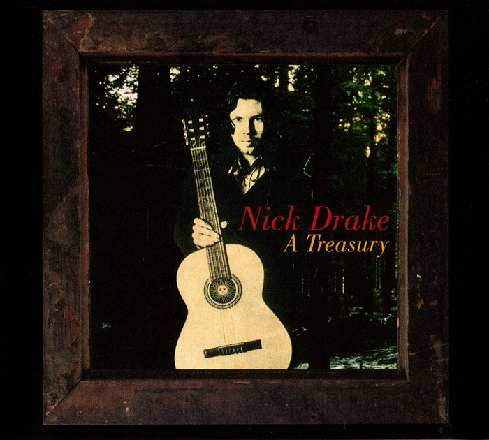 Ник Дрейк Nick Drake. A Treasury nickel bay nick