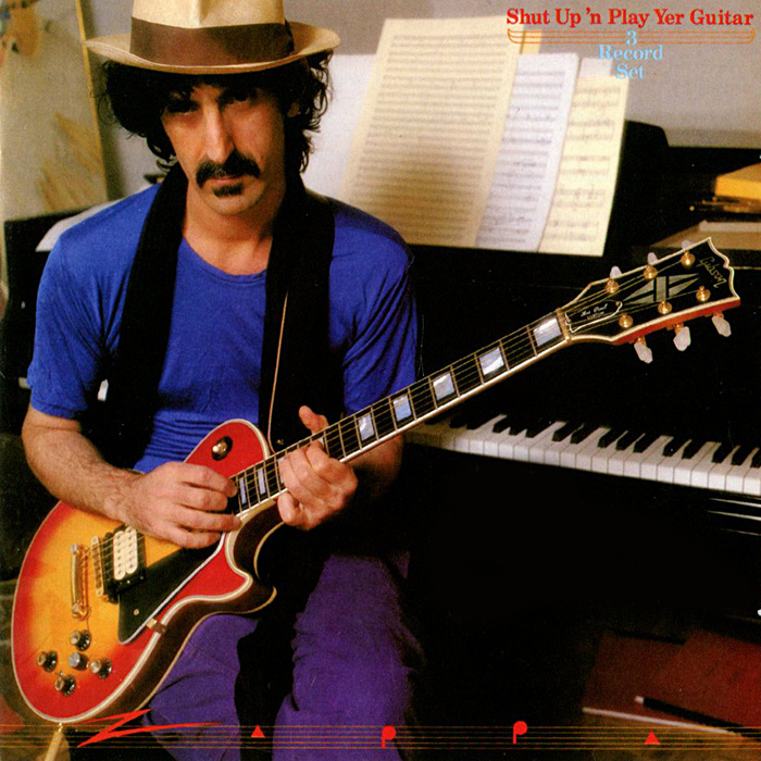 Frank Zappa. Shut Up And Play Yer Guitar (2 CD)
