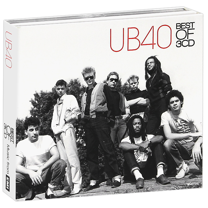 UB 40. Best Of (3 CD)