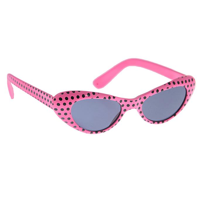 Карнавальные очки Ретро, цвет: розовый копилка фоторамка феникс презент ретро транспорт 16 8 х 4 х 13 5 см