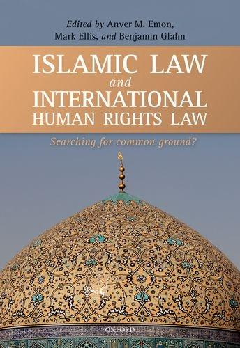 Islamic Law and International Human Rights Law muhammad saleem yusuf islamic commercial law
