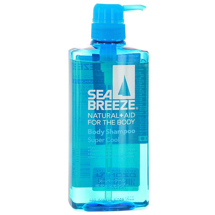 Шампунь для тела Sea Breeze, с ментолом, освежающий, 600 мл866120Освежающий шампунь для тела Sea Breeze обладает лечебным действием с сильным охлаждающим эффектом. Обильная пена шампуня глубоко проникает в поры и удаляет загрязнения, придавая коже эластичность, мягкость и бодрящий аромат. Натуральные компоненты растительного происхождения эффективно защищают кожу от негативного воздействия окружающей среды.Экстракт лилии обладает увлажняющим и антисептическим действиями, успокаивает кожу и придает ей здоровый вид. Благодаря экстракту розмарина, шампунь прекрасно освежает и тонизирует кожу. Экстракт кориандра смягчает и увлажняет кожу.Ментол дарит коже ощущение свежести и прохлады на длительное время. Характеристики: Объем: 600 мл. Артикул: 866120. Производитель: Япония. Товар сертифицирован.