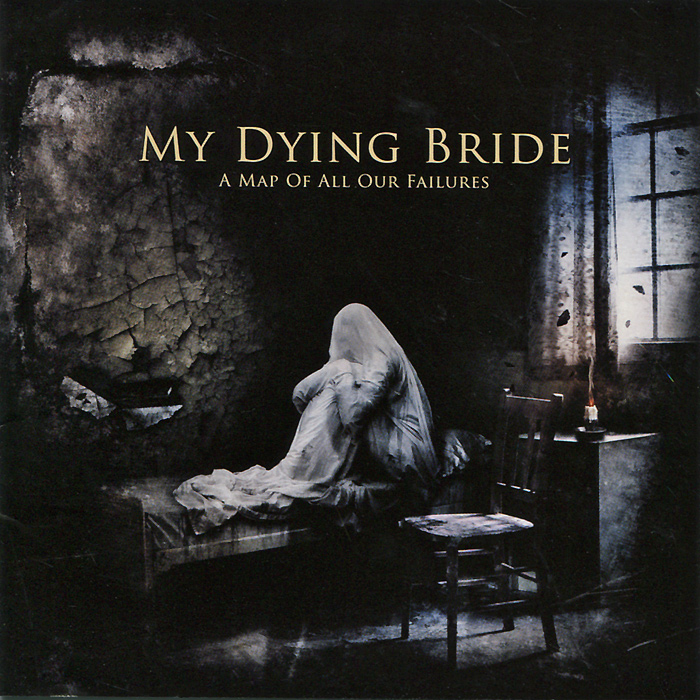 My Dying Bride.  A Map Of All Our Failures Peaceville Records,Концерн