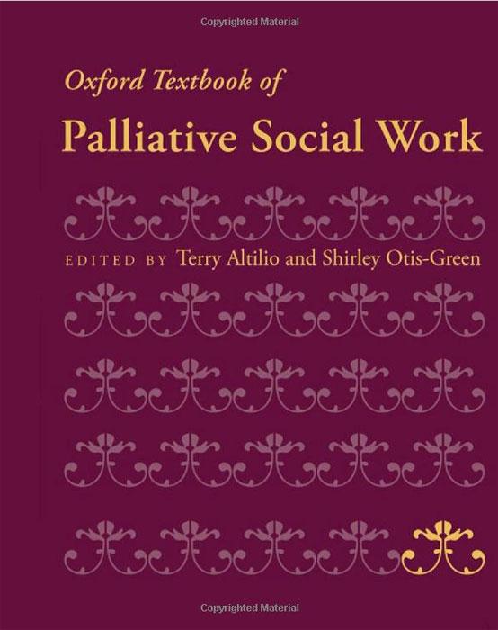 Oxford Textbook of Palliative Social Work цена и фото