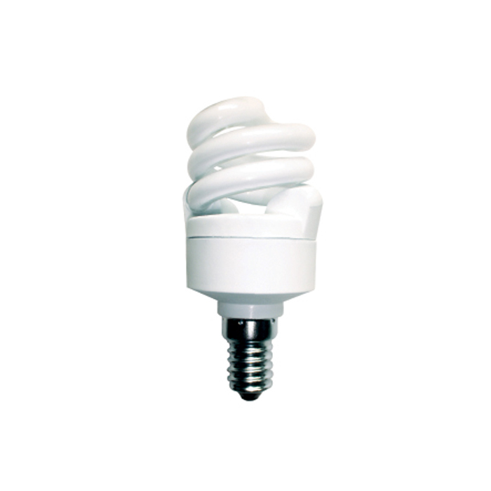 ЭРА F-SP-11-827-E14 мягкий светC0030759Компактная люминесцентная лампа ЭРА F-SP-11-827-E14. Применяется для домашнего использования. Служит прекрасной заменой обычной лампочки, так как обладает большим временем работы, повышенной энергосберегаемостью, имеет более ровное рапределение светового потока в объёме.Энергосберегающие лампы PREMIUM по своим габаритам не больше обычной лампы накаливания. Это позволит с легкостью заменить все лампочки в доме на энергосберегающие.