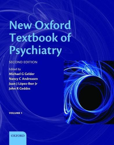 New Oxford Textbook of Psychiatry oxford textbook of medicine cardiovascular disorders