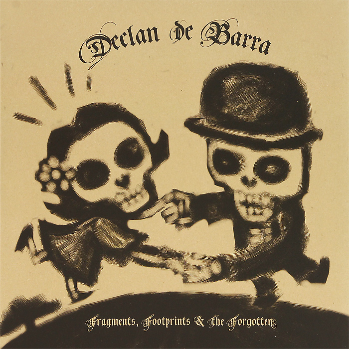 Деклан Де Барра Declan De Barra. Fragments, Footprints & The Forgotten (LP) the forgotten