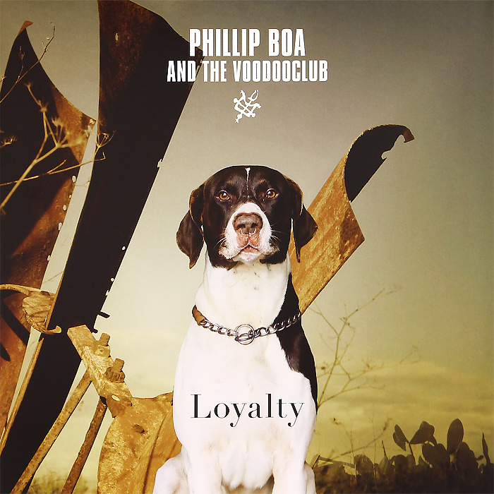 Филлип Боа,The Voodoo Club Phillip Boa And The Voodooclub. Loyalty (LP) bt cargo range