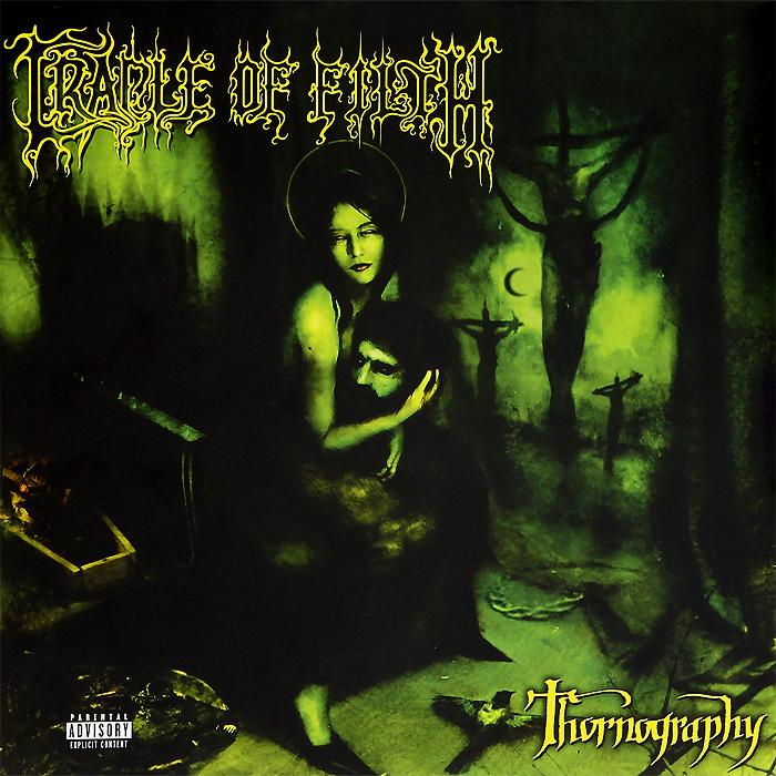 Cradle Of Filth Cradle Of Filth. Thornography (2 LP) ub40 ub40 labour of love 2 lp