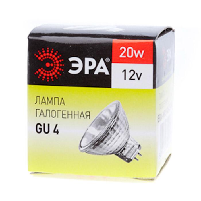 ЭРА GU4-MR11-20W-12V-30ClC0027361Низковольтные галогенные лампы с отражателем ЭРА GU4-MR11-20W-12V-30Cl обеспечивают направленный световой поток под определенным углом для акцентного освещения и не требуют использования дополнительного трансформатора.Галогенные лампы - это следующая, после ламп накаливания, ступень эволюции светотехники. Благодаря добавлению паров галогенов (йода или брома) в инертный газ, удается избежать оседания частиц вольфрама на колбе лампы, а это в свою очередь делает лампу гораздо ярче и увеличивает срок ее службы на 20-30% за счет большей сохранности нити накаливания.Галогенные лампы широко используются в тех светильниках, где применение обычных ламп невозможно из-за особенностей конструкции, например, в дизайнерских люстрах, бра и торшерах, в точечной подсветке, в ограниченном пространстве (освещение холодильников, багажников и бардачков автомобилей) и т.д. Разнообразие форм, размеров и способов крепления галогенных ламп позволяет подобрать любую комбинацию для самых неординарных решений по освещению интерьера.
