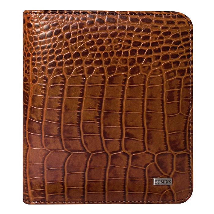 Визитница Edmins, цвет: коричневый. 2612 CR ML визитницы labbra визитница