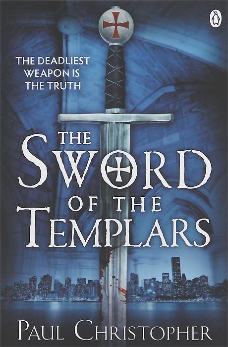 Sword of the Templars sword in the storm