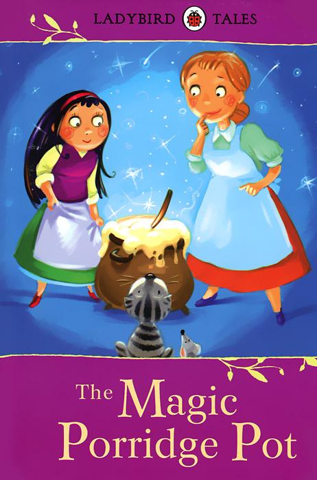 The Magic Porridge Pot the magic pot