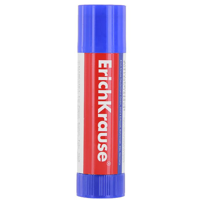Клей-карандаш Erich Krause, 36 г14443Клей-карандаш Erich Krause идеально подходит для склеивания бумаги, картона, фотографий и ткани.Выкручивающийся механизм обеспечивает постепенное выдвижение клеящего стержня из пластикового корпуса. Клей-карандаш быстро сохнет, не оставляет следов после высыхания, не содержит растворителей.Характеристики:Объем клея: 36 г.Размер упаковки: 3 см х 3 см х 12 см.