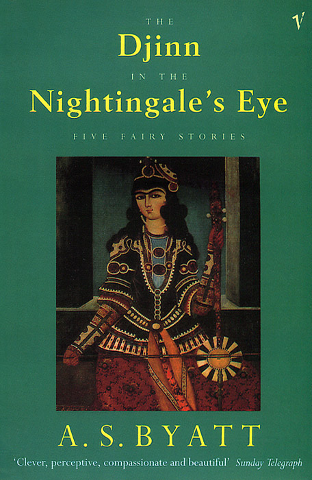 The Djinn in the Nightingale's Eye duncan bruce the dream cafe lessons in the art of radical innovation