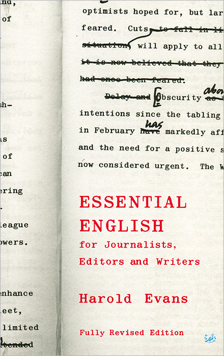 Essential English for Journalists, Editors and Writers cambridge essential english dictionary second edition
