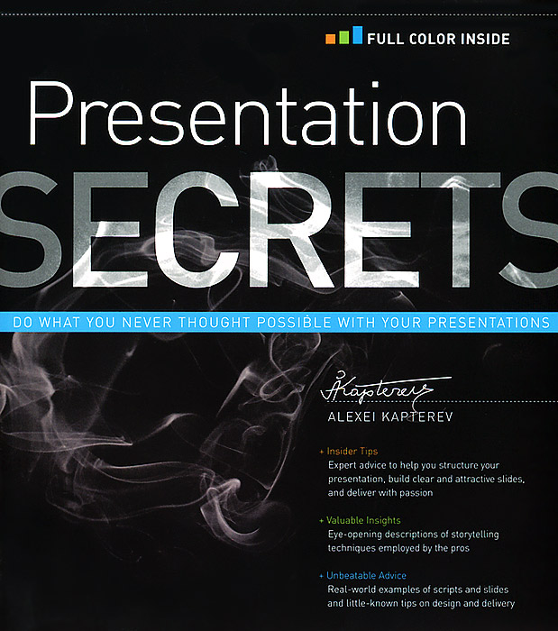 Presentation Secrets free shipping 10pcs 100